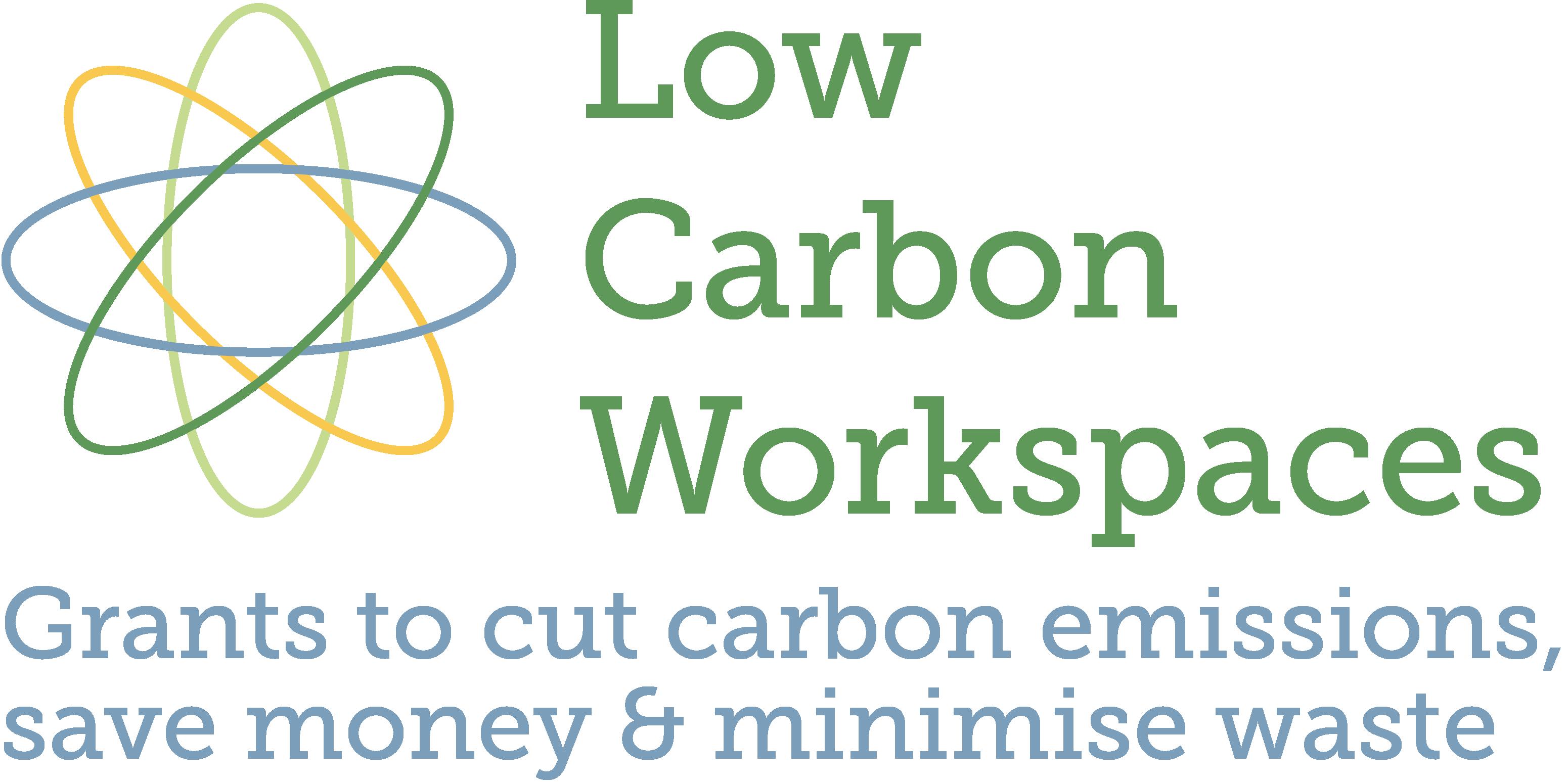 Low Carbon Workspaces Logo